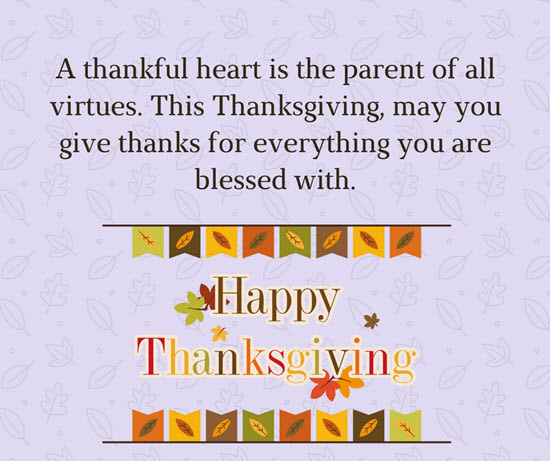 Thanksgiving Wishes Quotes  Best Thanksgiving Wishes Messages & Greetings 2017