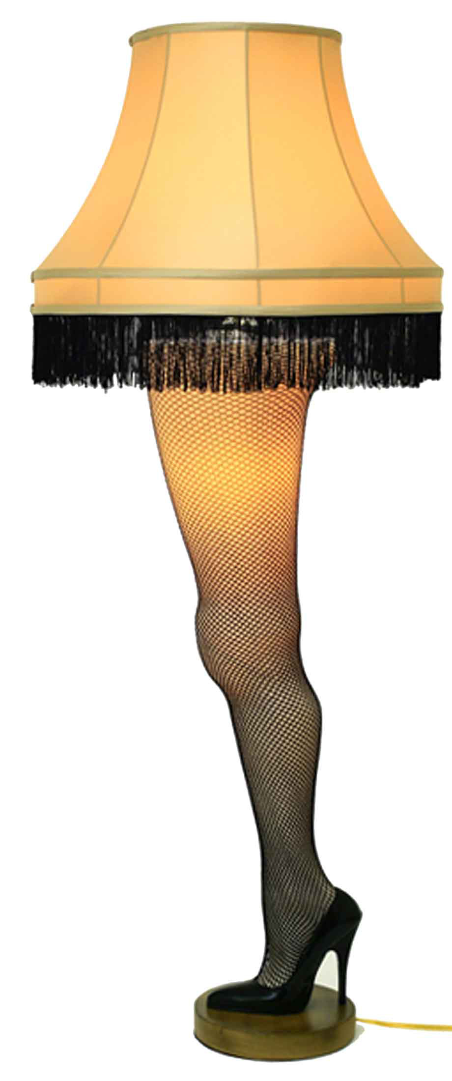 The Christmas Story Leg Lamp  Leg Lamp Warehouse 13 Wiki