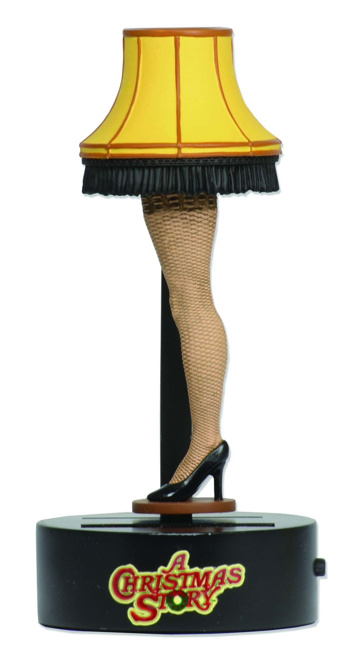 The Christmas Story Leg Lamp  PREVIEWSworld CHRISTMAS STORY LEG LAMP BODY KNOCKER