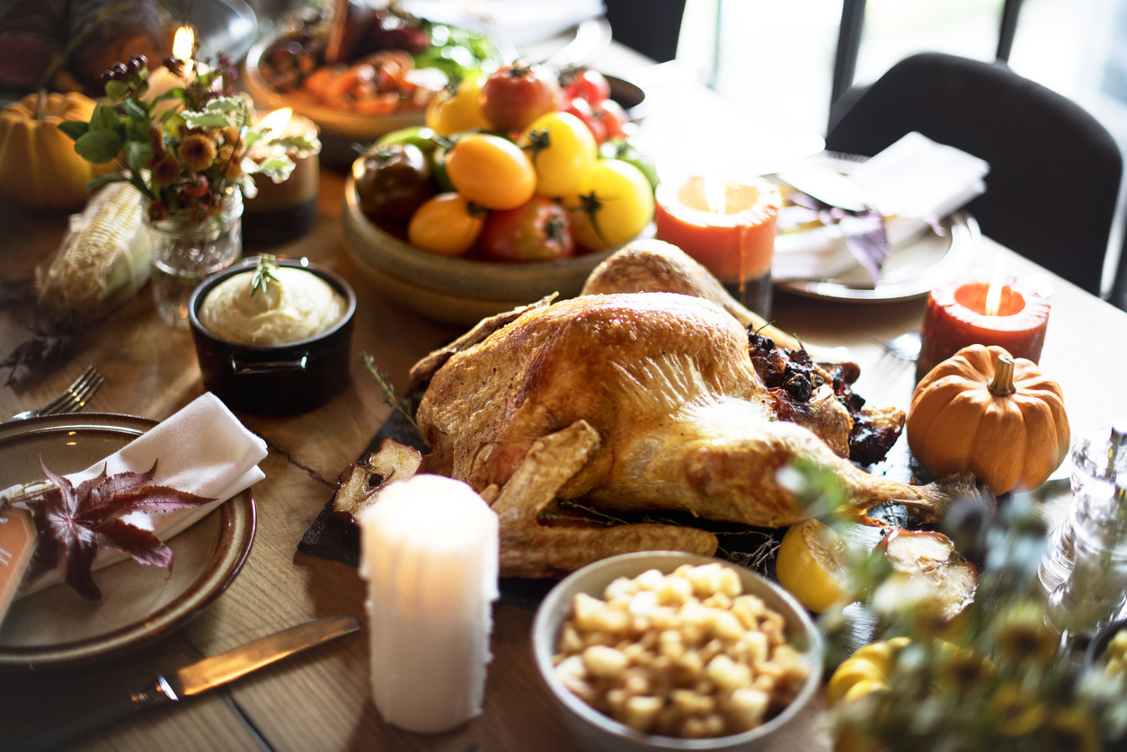The Kitchen Thanksgiving Recipes  A Whole Foods Thanksgiving Dinner — Nourished Kitchen