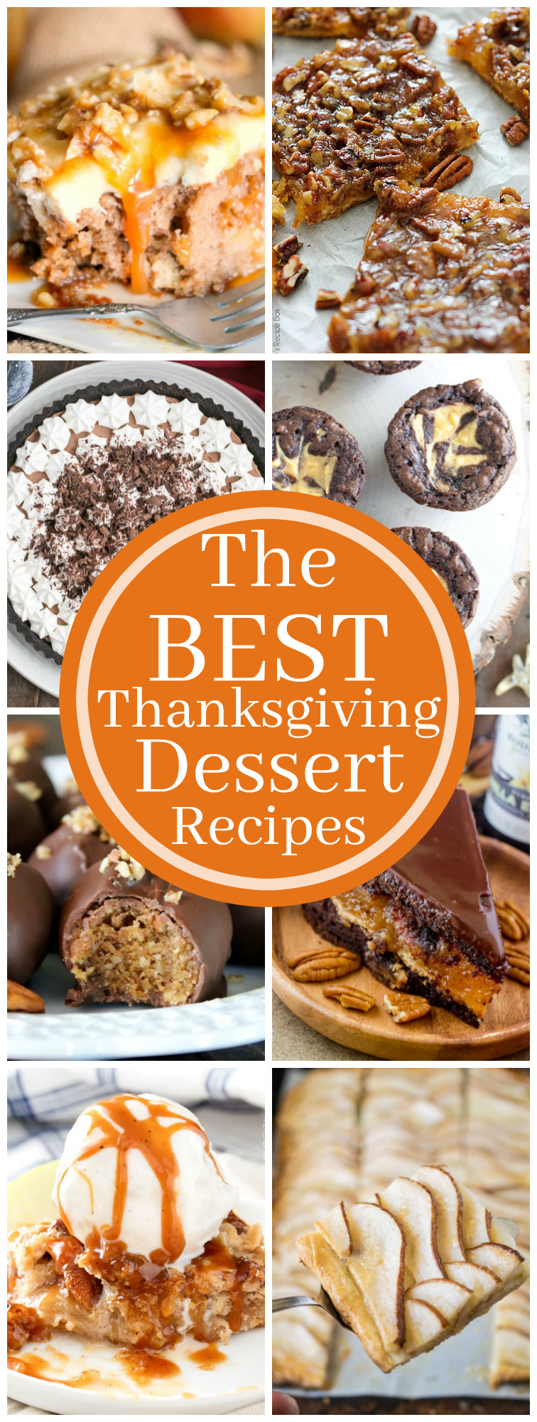 The Kitchen Thanksgiving Recipes  The Best Thanksgiving Dessert Recipes My Kitchen Craze