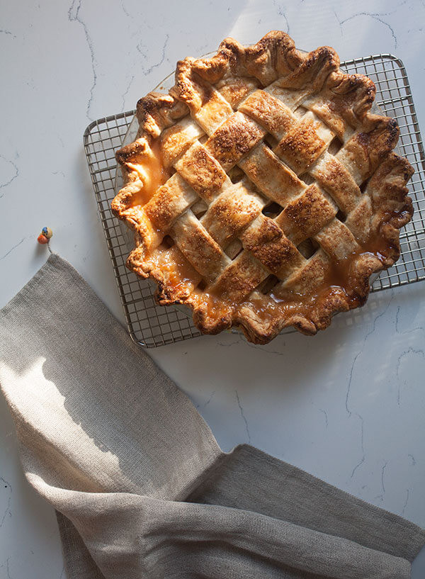 The Kitchen Thanksgiving Recipes  A Classic Apple Pie – A Cozy Kitchen