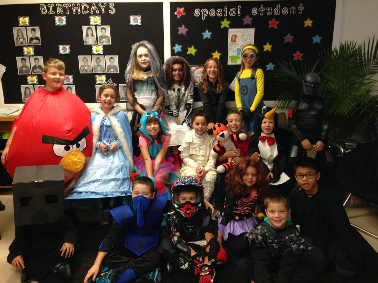 Third Grade Halloween Party Ideas  3FT Third Grade Thoughts HAPPY HALLOWEEN