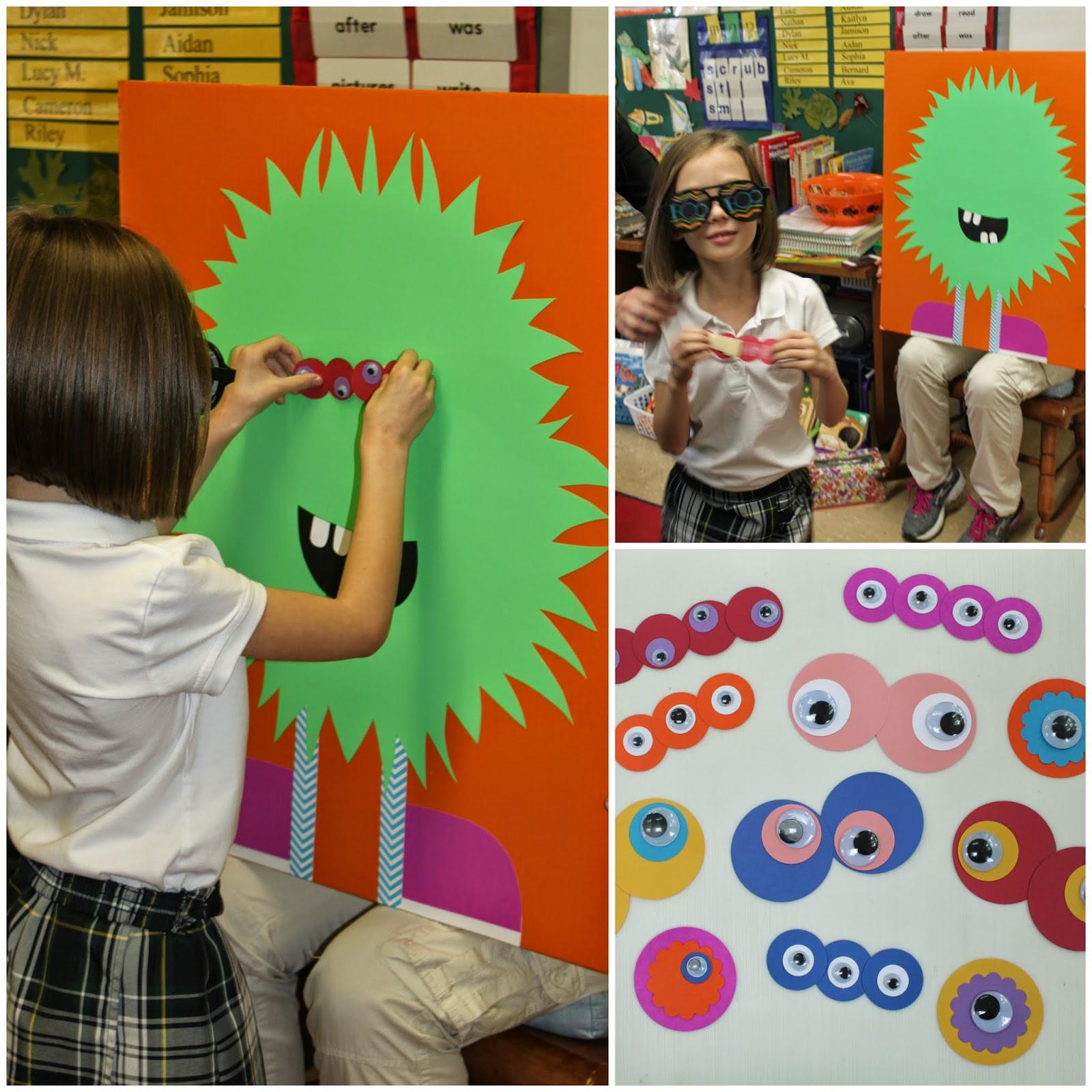 Third Grade Halloween Party Ideas  Keeping up with the Kiddos 1st Grade Halloween Party
