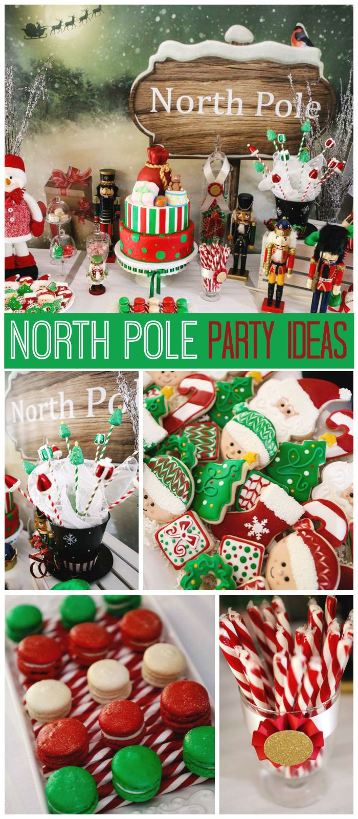 Toddler Christmas Party Ideas  Best 25 Christmas party themes ideas on Pinterest