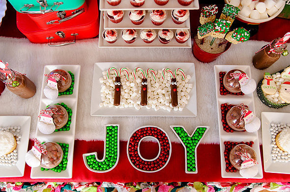 Toddler Christmas Party Ideas  Christmas Party Idea For Kids