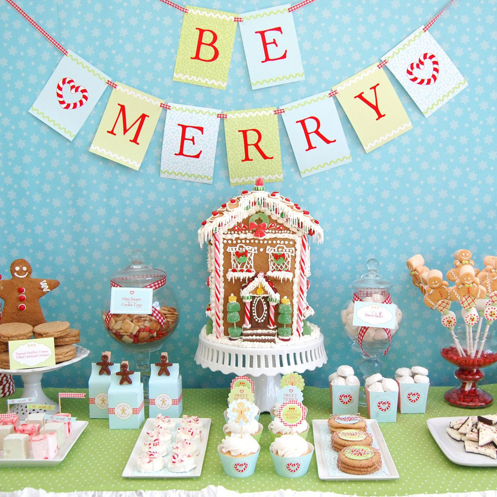 Toddler Christmas Party Ideas  Christmas Party Ideas For Kids