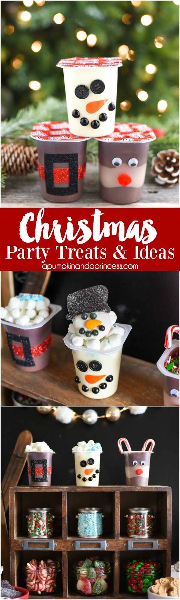 Toddler Christmas Party Ideas  Christmas Party for Kids A Pumpkin And A Princess