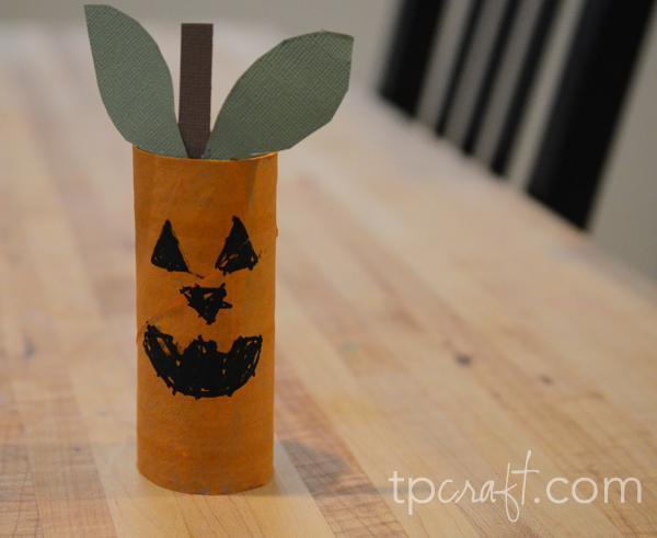Toilet Paper Roll Crafts Halloween  14 Halloween Kids Crafts Made from Toilet Paper Rolls