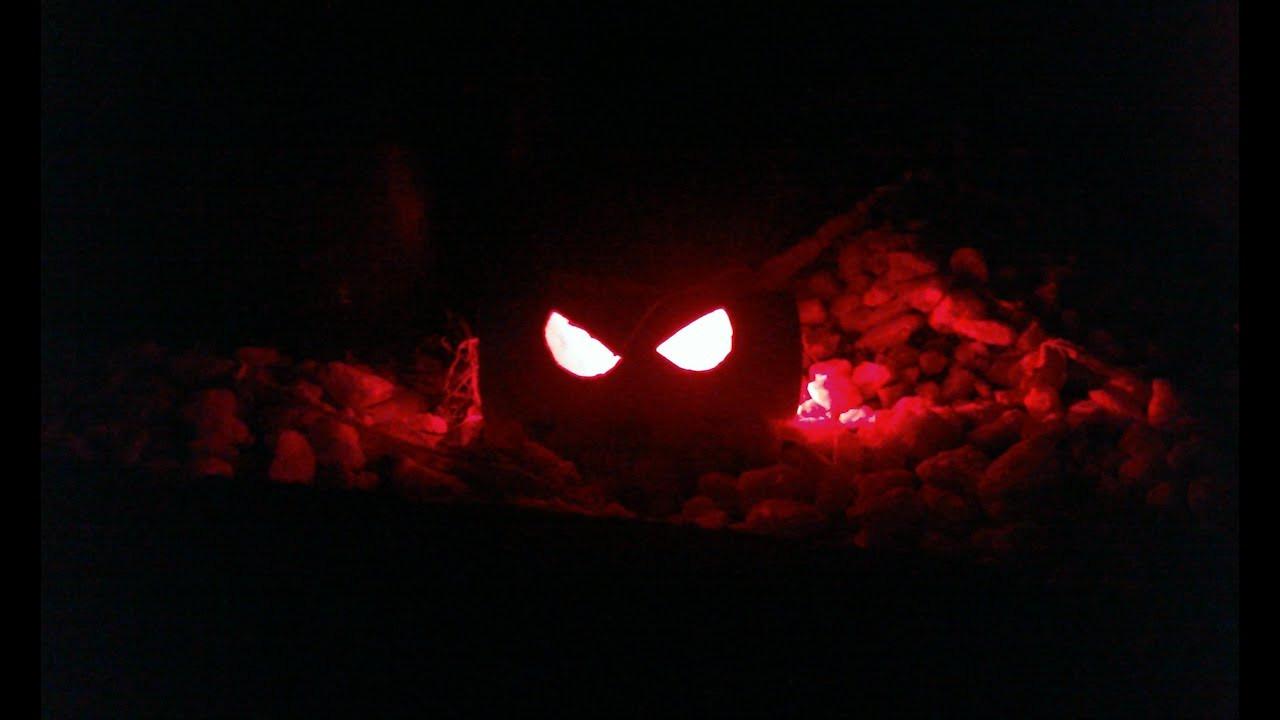 Toilet Paper Roll Halloween Eyes  Halloween Special Part 1 Toilet Paper Roll Spooky Eyes