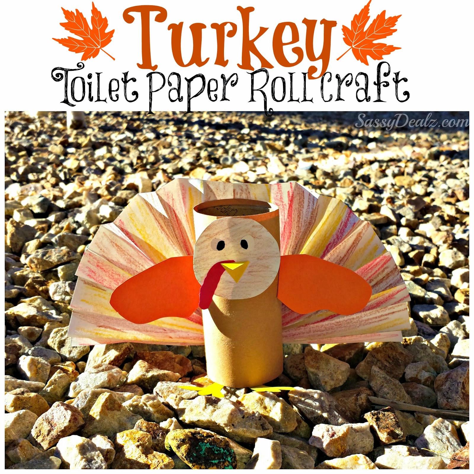 Toilet Paper Roll Thanksgiving Crafts  Turkey Toilet Paper Roll Craft For Kids Thanksgiving Art