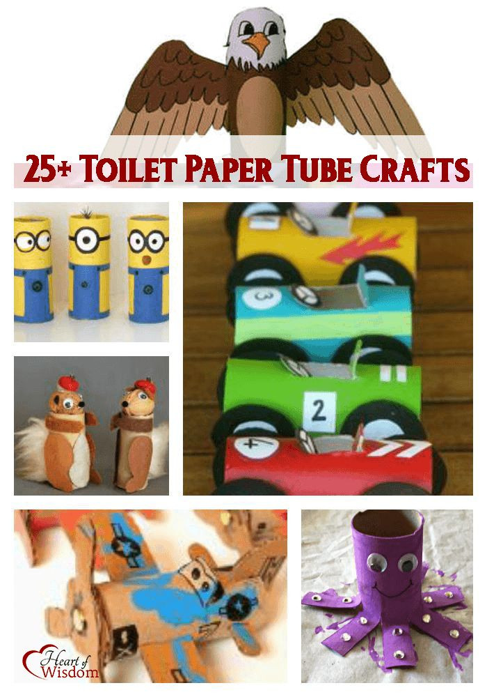 Toilet Paper Tube Christmas Crafts  91 best images about Crafts Toilet Paper Tubes on