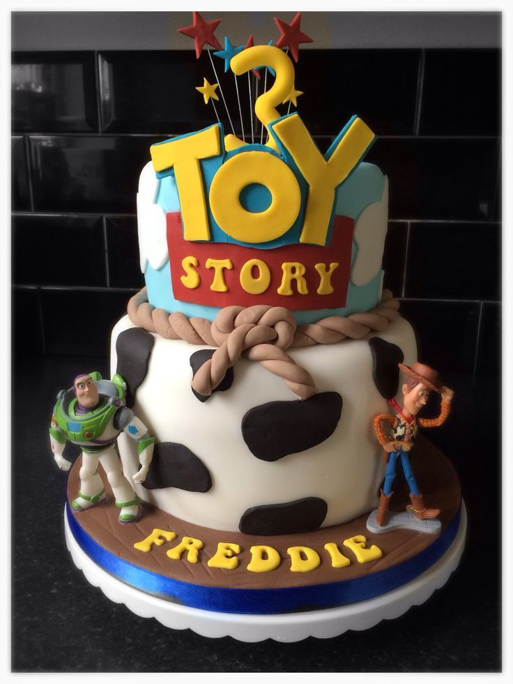 Toy Story Birthday Cakes Ideas  25 best ideas about Toy story cakes on Pinterest