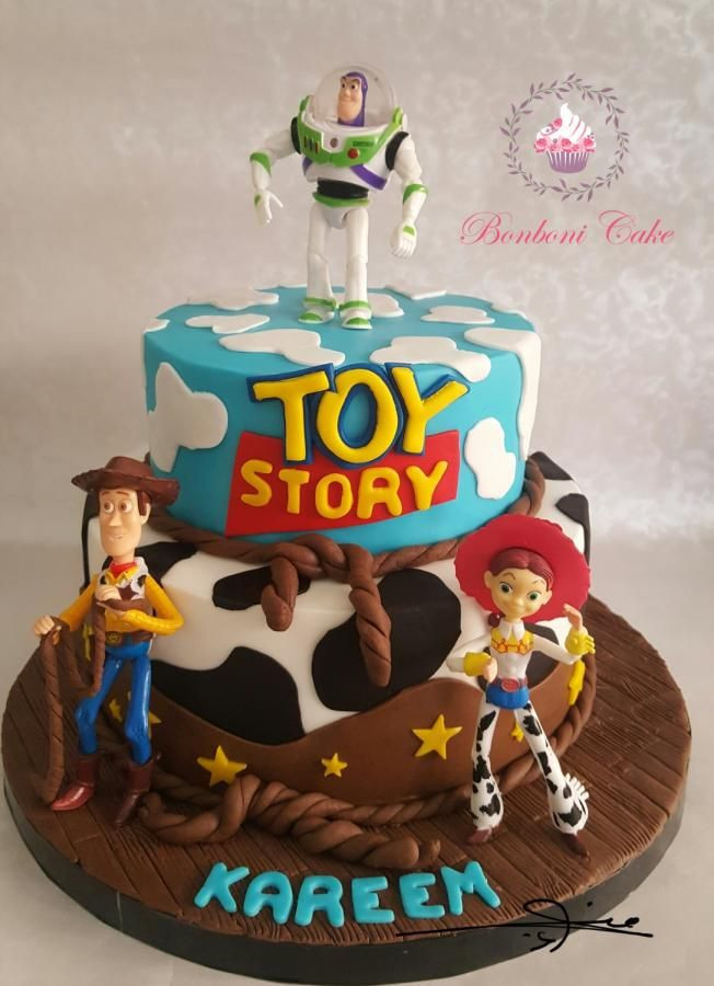 Toy Story Birthday Cakes Ideas  17 Best ideas about Toy Story Cakes on Pinterest