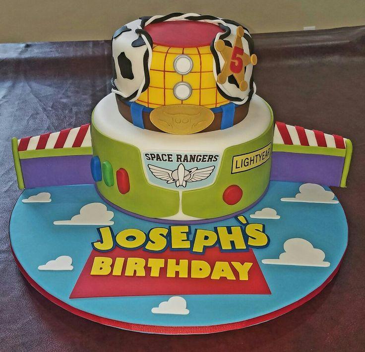 Toy Story Birthday Cakes Ideas  Best 25 Toy story cakes ideas on Pinterest