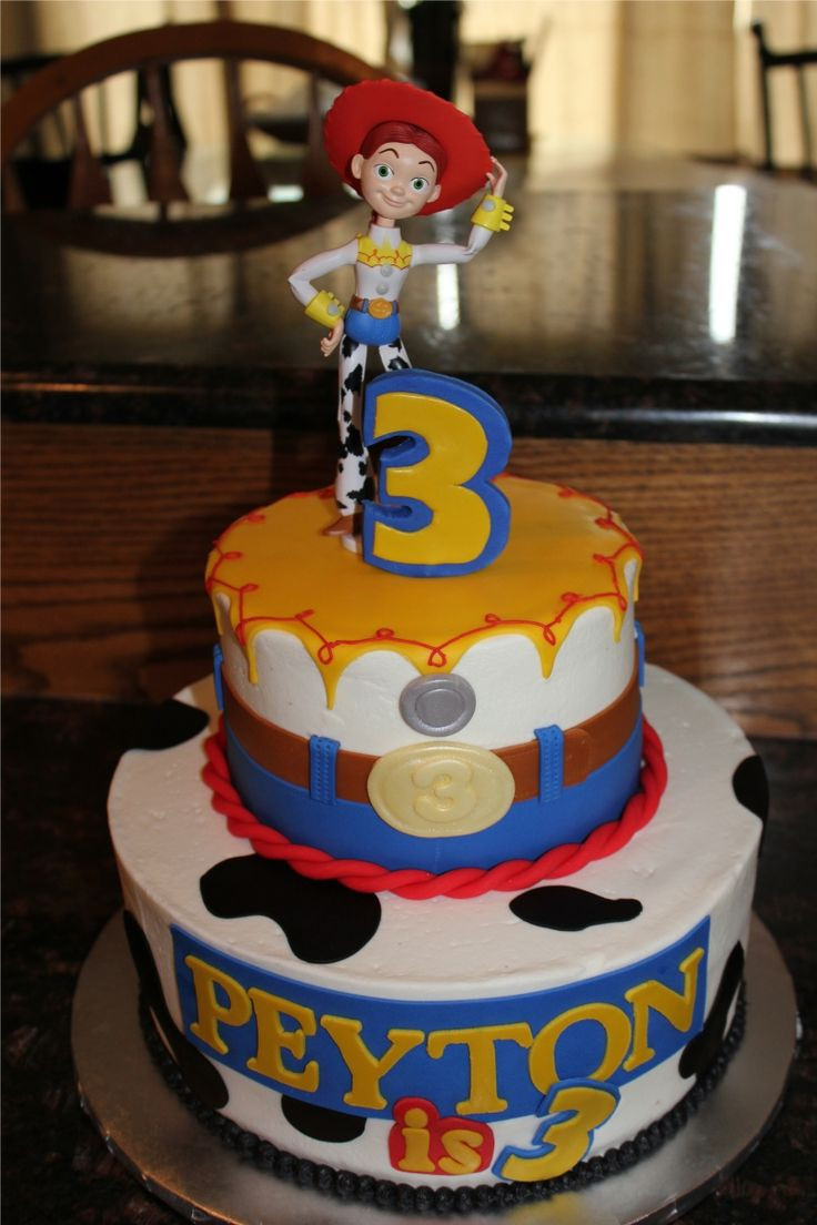 Toy Story Birthday Cakes Ideas  sweets and life Baking Inspiration Disney Pixar Toy