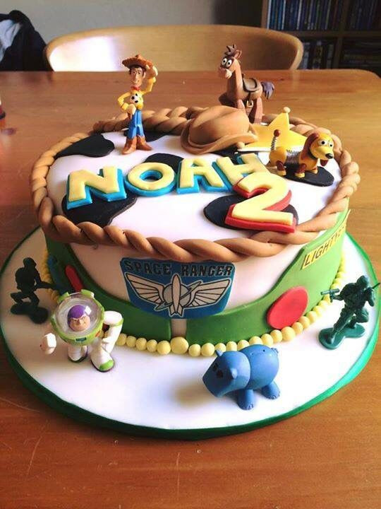 Toy Story Birthday Cakes Ideas  Best 25 Toy story cupcakes ideas on Pinterest