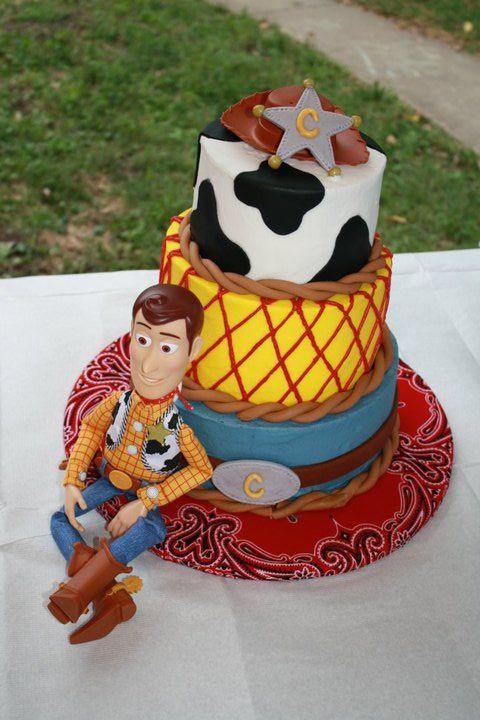 Toy Story Birthday Cakes Ideas  Best 25 Woody cake ideas on Pinterest
