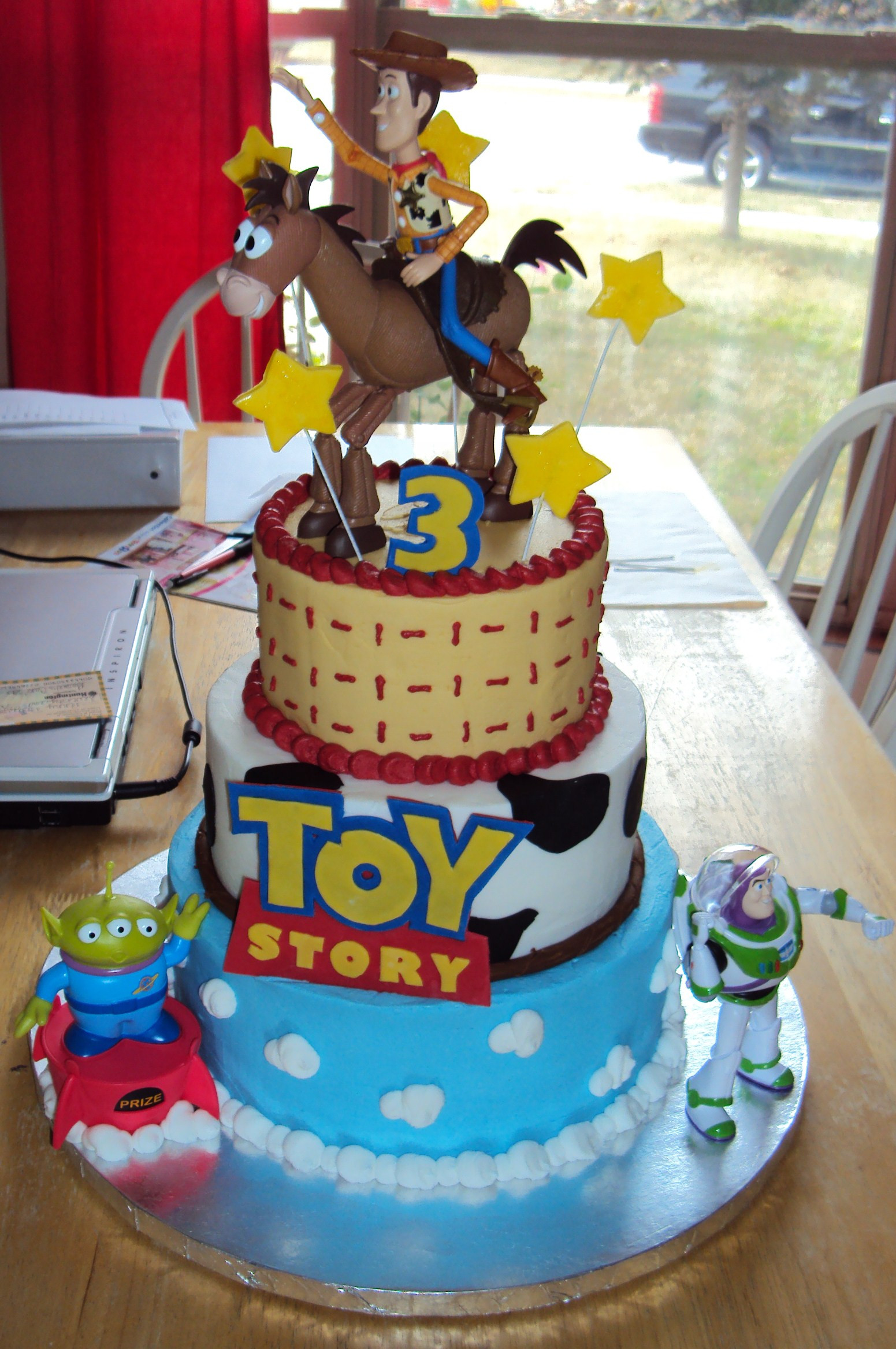 Toy Story Birthday Cakes Ideas  Toy Story Cakes – Decoration Ideas