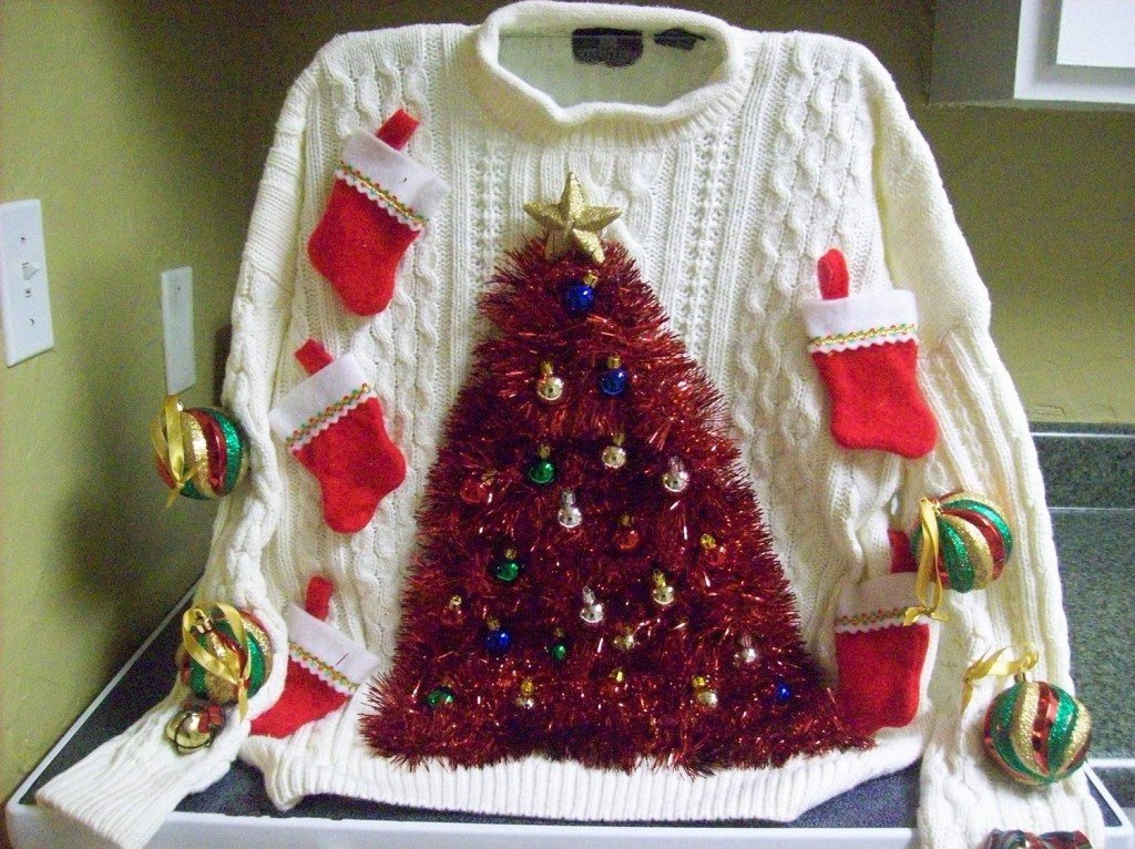 Ugly Christmas Sweater Party Ideas  Christmas Holiday Party Themes Albany Saratoga Troy DJ