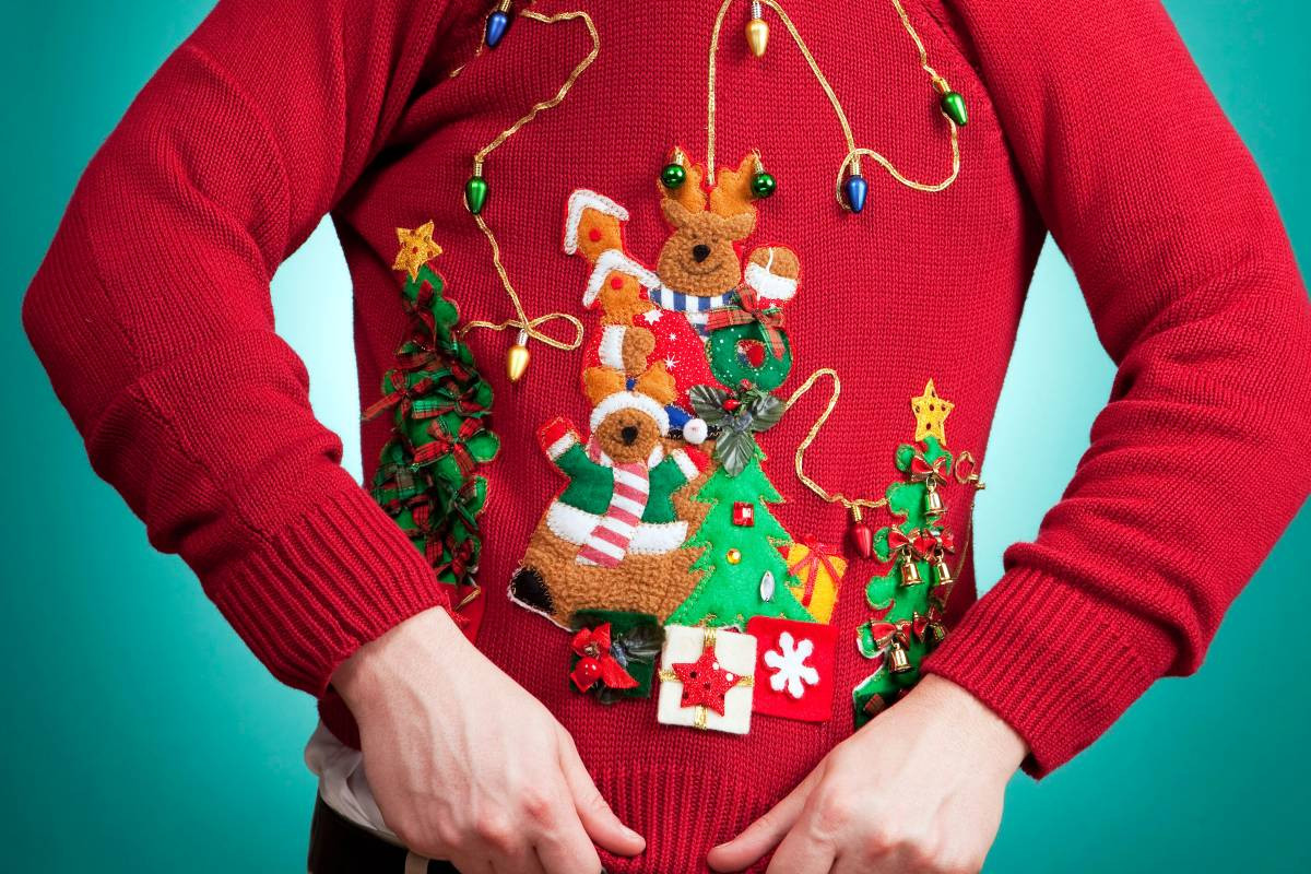 Ugly Christmas Sweater Party Ideas  Christmas Party fice Games