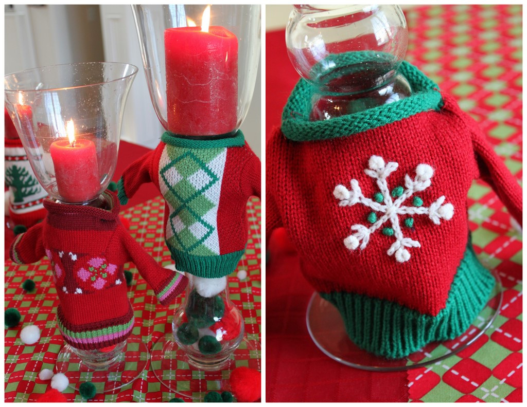 Ugly Christmas Sweater Party Ideas  Ugly Christmas Sweater Party Ideas Oh My Creative