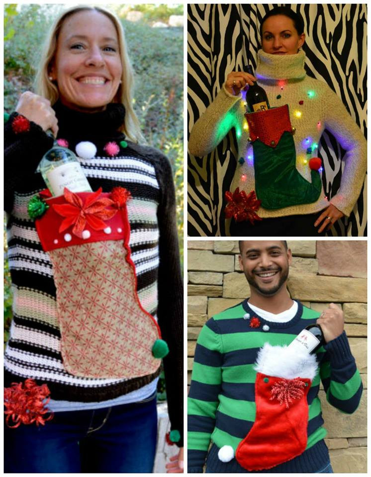 Ugly Christmas Sweater Party Ideas  30 Ugly Christmas Sweater Party ideas Kitchen Fun With