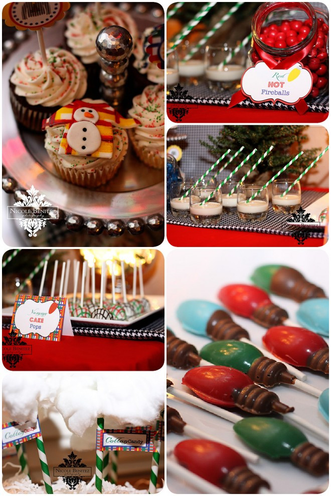 Ugly Christmas Sweater Party Ideas  50 Ugly Christmas Sweater Party Ideas Oh My Creative