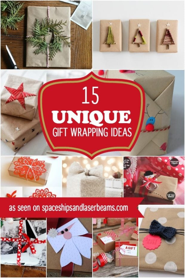 Unique Christmas Party Ideas  15 Unique Christmas Gift Wrapping Ideas