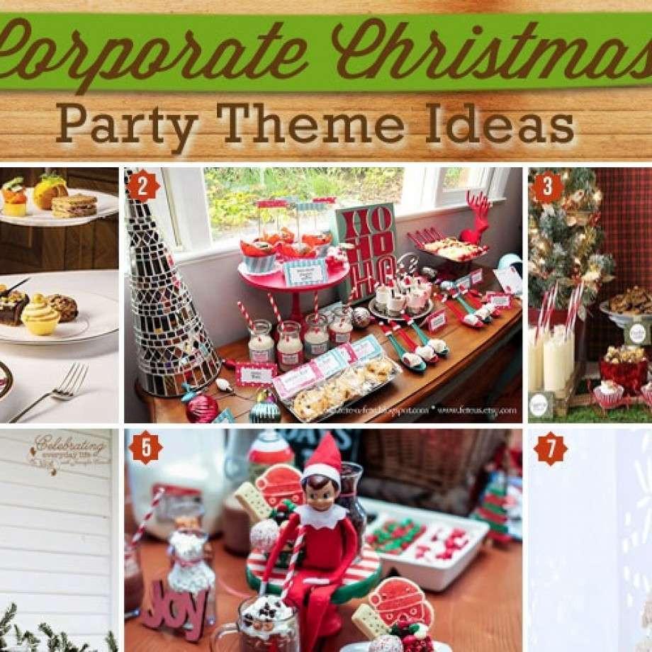 Unique Christmas Party Ideas  Elegant Corporate Christmas Party themes Creative Maxx Ideas
