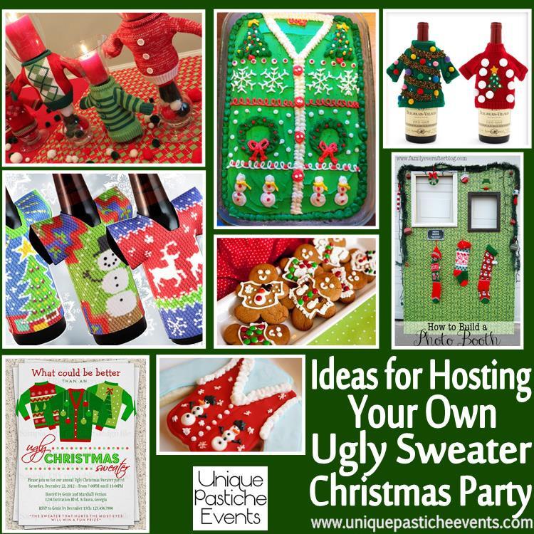 Unique Christmas Party Ideas  Winter Inspiration