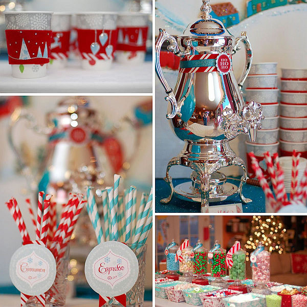 Unique Christmas Party Ideas  DIY Party Decorations You ll Love