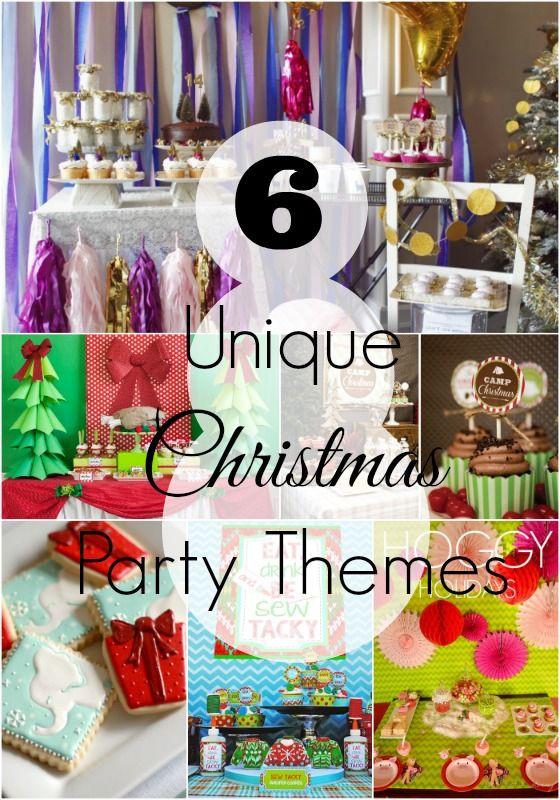 Unique Christmas Party Ideas  6 Unique Christmas Party Themes Seattle Mama