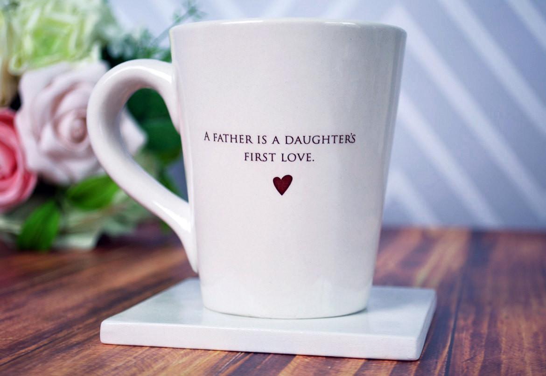Unique Father Of The Bride Gift Ideas  Unique Father of the Bride Gift A Father is a Daughter s