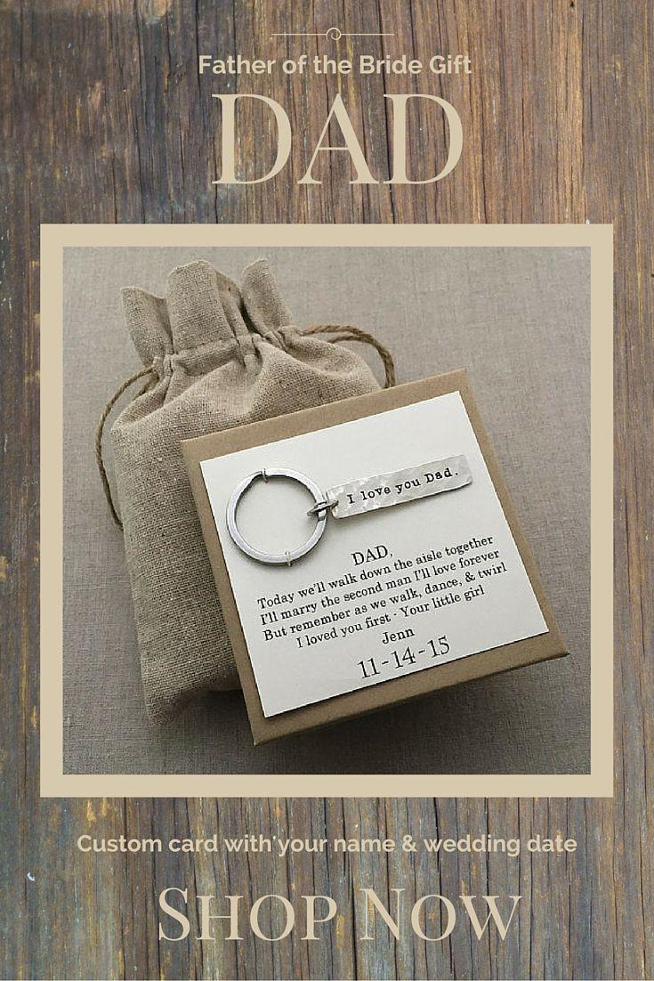 Unique Father Of The Bride Gift Ideas  Father of the Bride Gift from Bride Father of the Bride