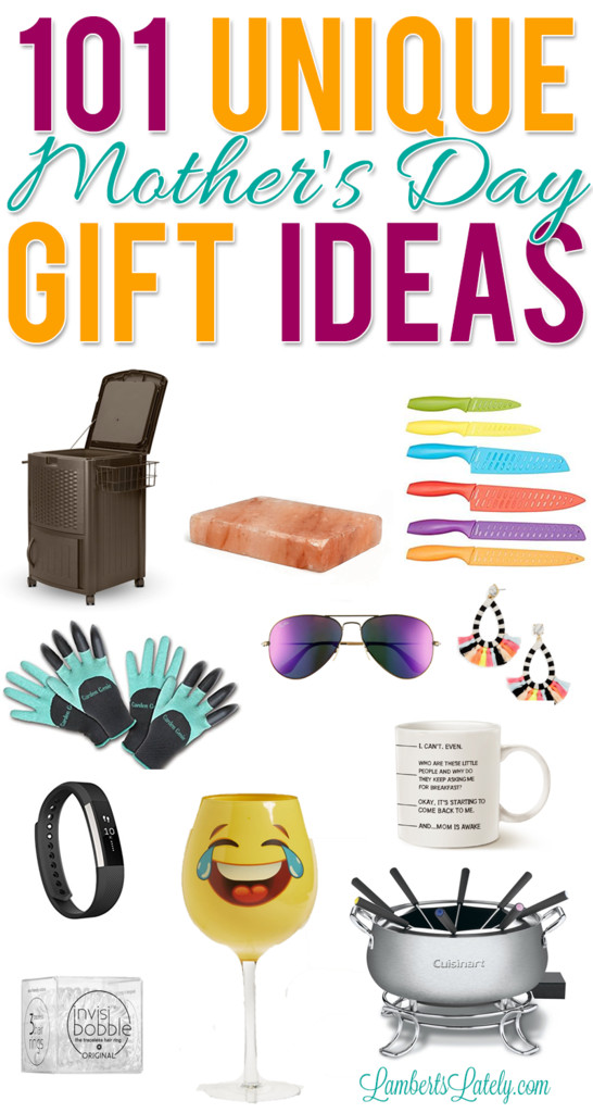 Unique Mother'S Day Gift Ideas  101 Unique Mother s Day Gift Ideas