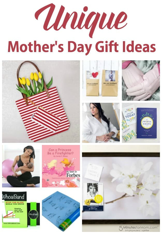 Unique Mother'S Day Gift Ideas  Mothers Day Gift Guide Unique Gift Ideas for Women