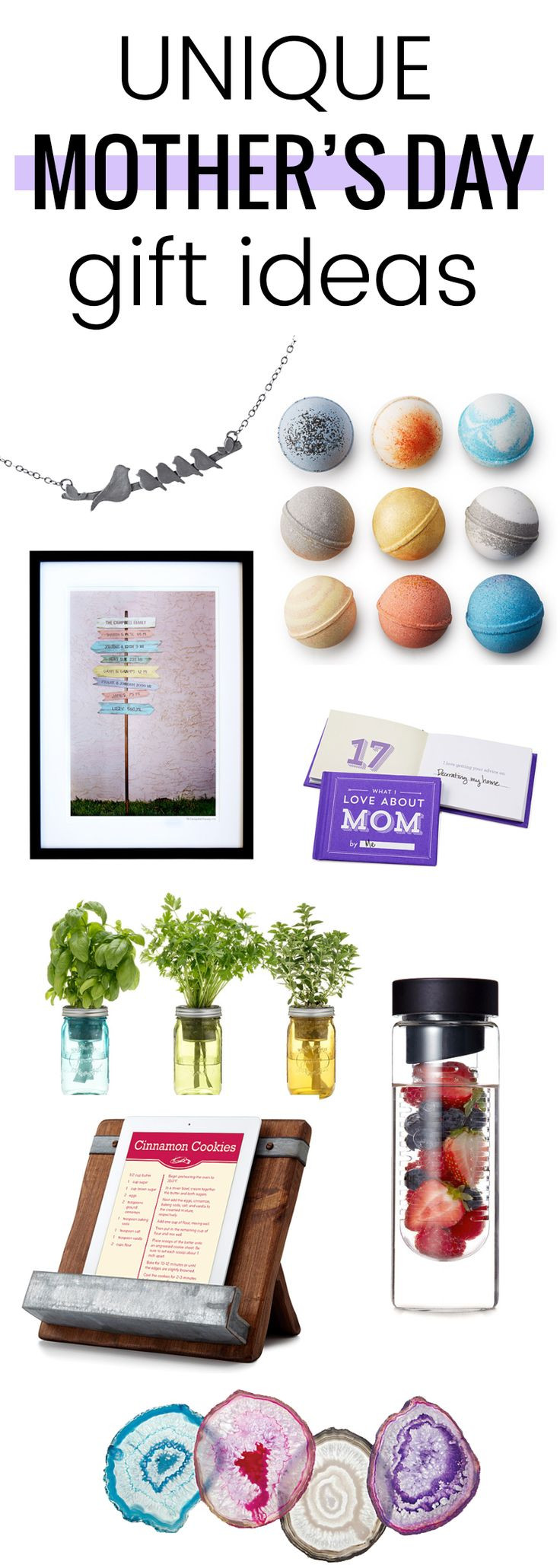 Unique Mother'S Day Gift Ideas  25 trending Unique Mothers Day Gifts ideas on Pinterest