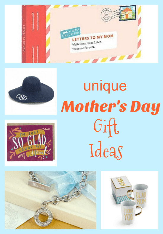 Unique Mother'S Day Gift Ideas  Unique Mother s Day Gift Ideas Thrifty Jinxy