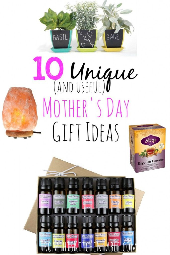 Unique Mother'S Day Gift Ideas  1000 ideas about Unique Mothers Day Gifts on Pinterest