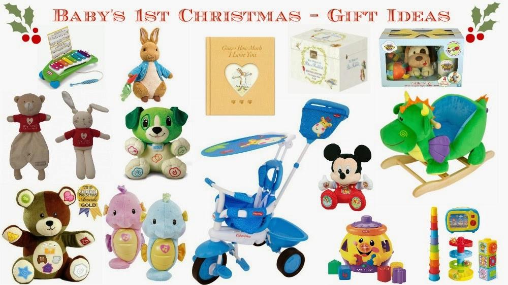 Unisex Holiday Gift Ideas  Baby s 1st Christmas Uni Gift Ideas ♥