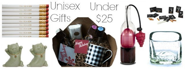 Unisex Holiday Gift Ideas  Ethical Gifts Under $25 Made To Travel