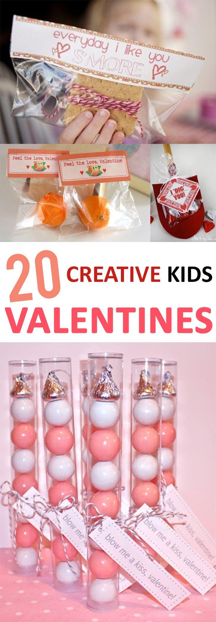 Valentine'S Day Gift Ideas For Girlfriend  Best 25 Unique valentines day ideas ideas on Pinterest