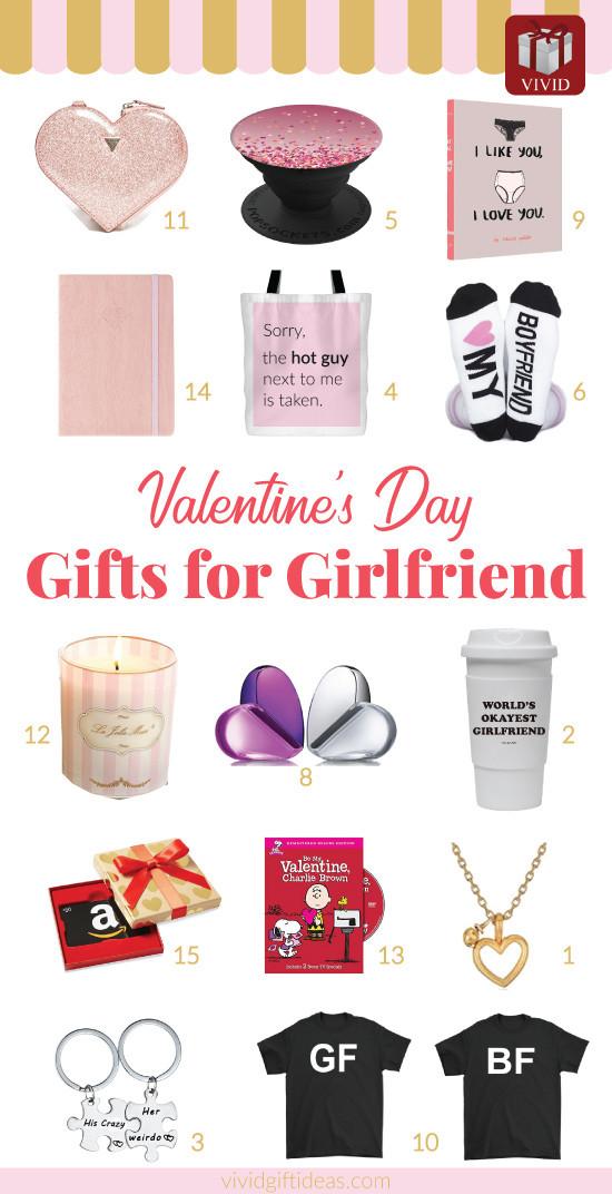 Valentine'S Day Gift Ideas For Girlfriend  Best Valentine s Day Gifts for Girlfriend 15 sweet and