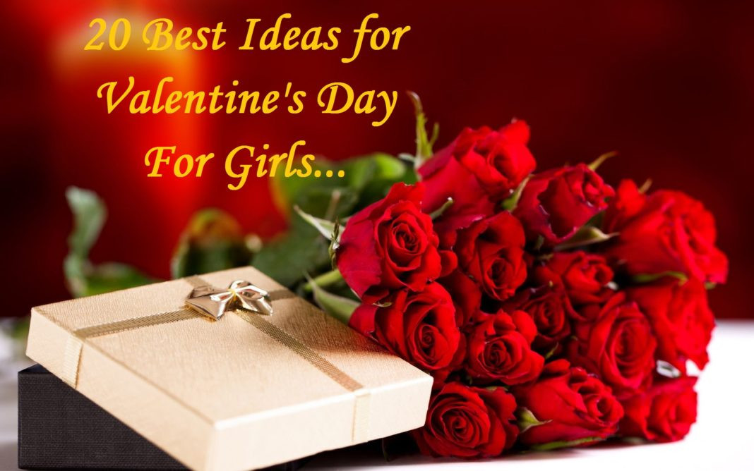 Valentine'S Day Gift Ideas For Girlfriend  Top 20 Valentine's Gift Ideas For Your Girlfriend