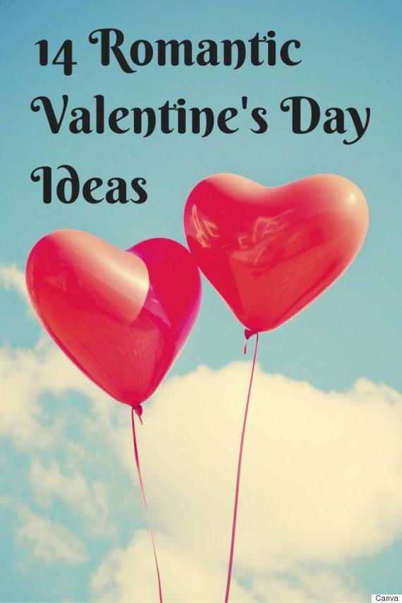Valentine'S Day Gift Ideas For Girlfriend  Romantic Valentine s Day Ideas For Your Girlfriend Wife