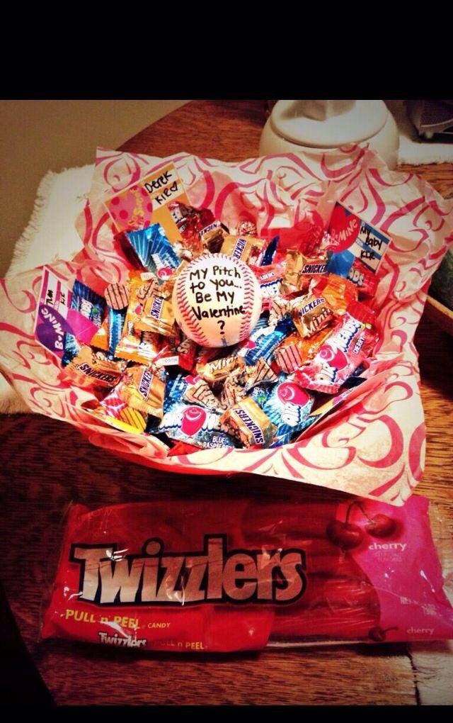 Valentine'S Day Gift Ideas For Girlfriend  Gift ideas for baseball boyfriend ️