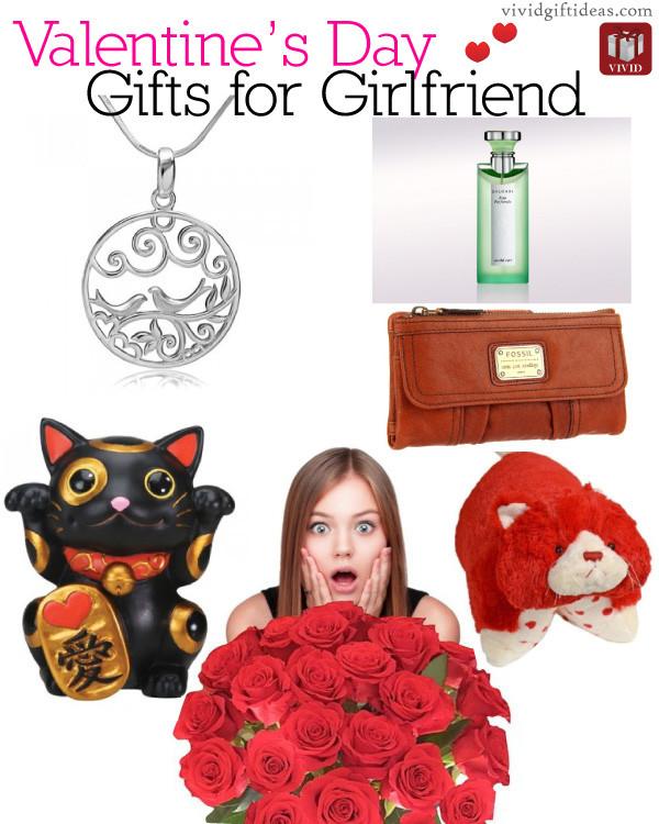 Valentine'S Day Gift Ideas For Girlfriend  Romantic Valentines Gifts for Girlfriend 2014 Vivid s