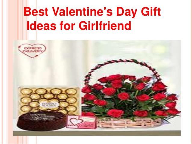 Valentine'S Day Gift Ideas For Girlfriend  Best Valentine s Day Gift Ideas for Girlfriend