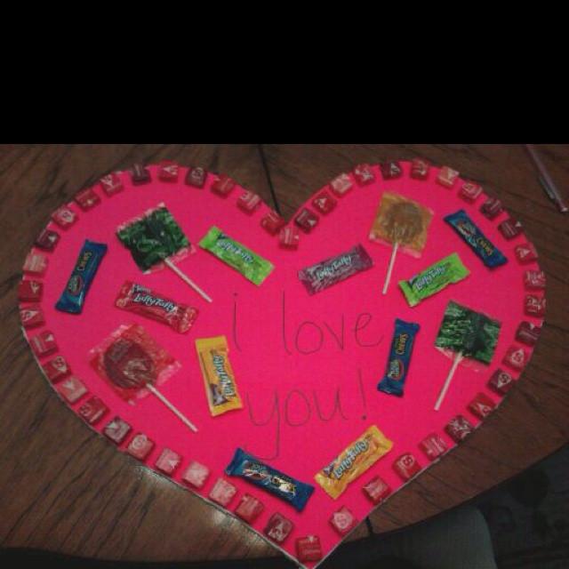 Valentine'S Day Gift Ideas For Girlfriend  Cute idea for your boyfriend girlfriend